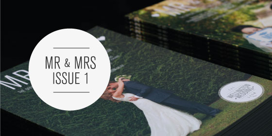 Mr & Mrs Magazine